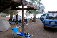 01 mexico camping