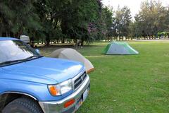 12 mexico camping