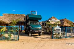 %c3%9cbernachtungsplatz   overlander beach camp don taco  bahia san agustin  oaxaca  mexico 2